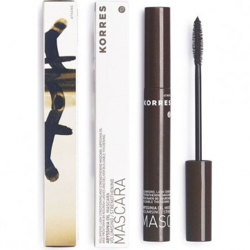 KORRES ABYSSINIA OIL MASCARA 02 BROWN by Korres
