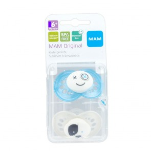 MAM Original Pacifier 6+ Latex