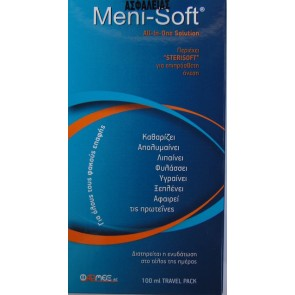 Pharmex Meni-Soft Υγρό Φακών Επαφής 100ml