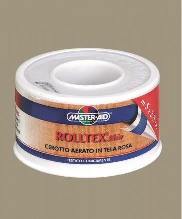 Master-Aid Rolltex Skin 5m x 2,5cm  by Master-Aid