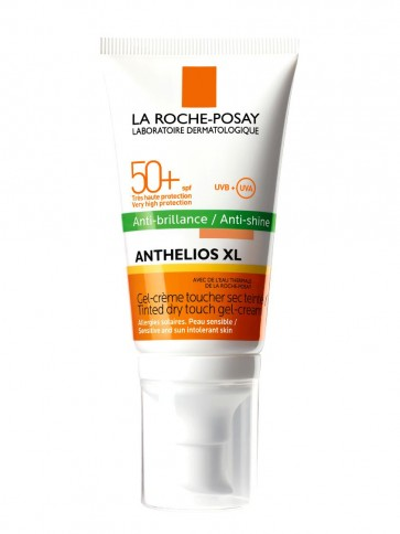 La Roche-Posay Anthelios XL Tinted Dry Touch Gel-Cream Anti-Shine SPF50+  by Vichy