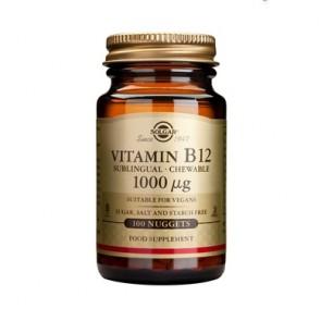 Solgar Vitamin B12 1000μg