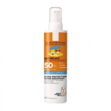 La Roche Posay Anthelios Dermopediatrics Invisible Spray SPF50+ by La Roche - Posay