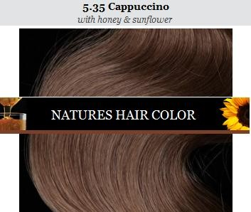 Apivita nature's hair color 5.35 by Apivita