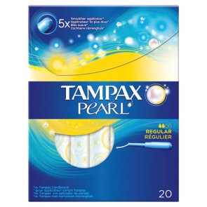 Tampax Regular Pearl 20