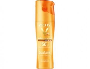 Vichy Ideal Soleil Bronze Hydrating Spray SPF50 by Vichy