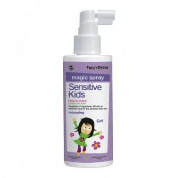 Frezyderm Sensitive Kids Magic Spray για κορίτσια. by Frezyderm