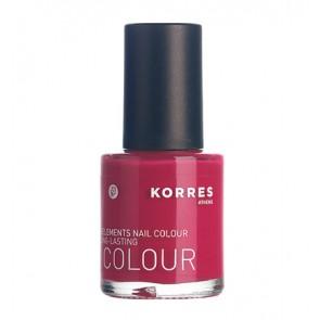 Korres Nail Colour Watermelon 19