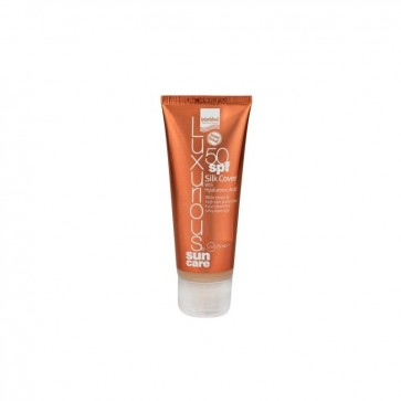 Luxurious Sun Care Silk Cover BB SPF50 Natural Beige  by Intermed
