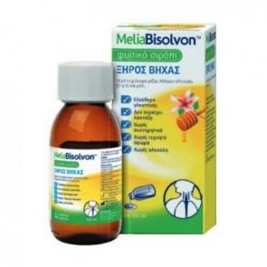 Boehringer Ingelheim MeliaBisolvon Φυσικό Σιρόπι για Ξηρό Βήχα