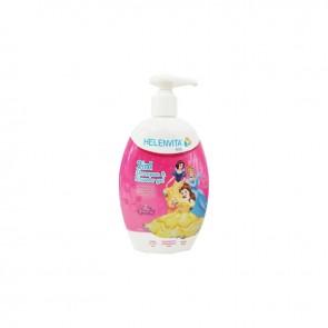 Helenvita Kids Princess 2 in 1 Shampoo & Shower Gel Ήπιο Σαμπουάν & Αφρόλουτρο