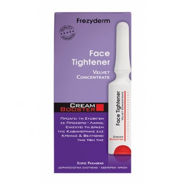 Frezyderm Face Tightener Velvet Concentrate Cream Booster by Frezyderm
