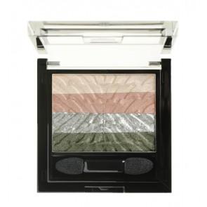 Korres Black Volcanic Minerals Eyeshadow Olive Pink