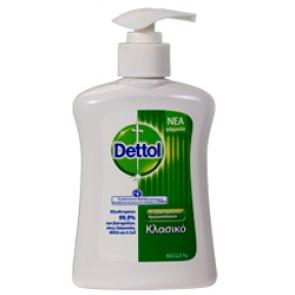 Dettol Αντιβακτηριδιακό Υγρό Κρεμοσάπουνο
