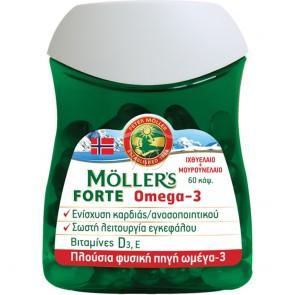 Moller's Forte Omega-3