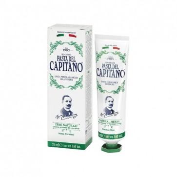 Pasta Del Capitano Natural Herbs 75ml by Capitano